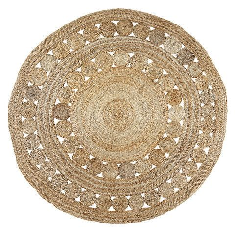Armadillo&Co Perennial Collection Dandelion rug - natural From $475.00 (https://norsu.com.au/collections/boho-luxe-living-room/products/armadillo-co-perennial-collection-dandelion-rug-natural)