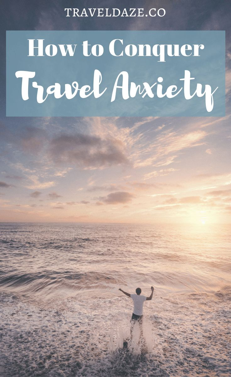 Anxiety stems from the unkown, so naturally, a lot of us experience travel anxiety while traveling. I've put together some travel anxiety tips to help you conquer travel anxiety.