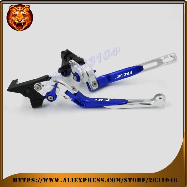 For YAMAHA XJ6 DIVERSION XJ6DIVERSION XJ 2009-2014 FREE SHIPPING Motorcycle Adjustable Folding Extendable Brake Clutch Lever