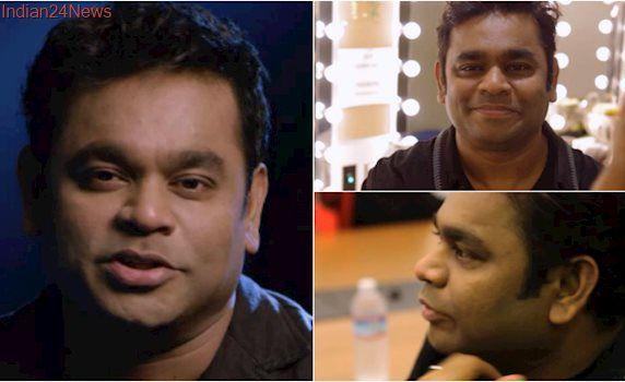 AR Rahman's One Heart trailer: This Concert film spotlights the man behind the exemplary music. Watch video