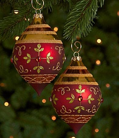 Dillards Christmas Tree
