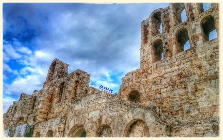 Odeon of Herodes Atticus / Athens