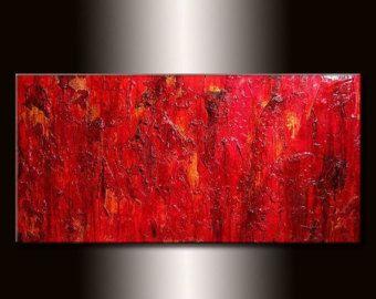 ORIGINALE pittura astratta arte contemporanea di newwaveartgallery