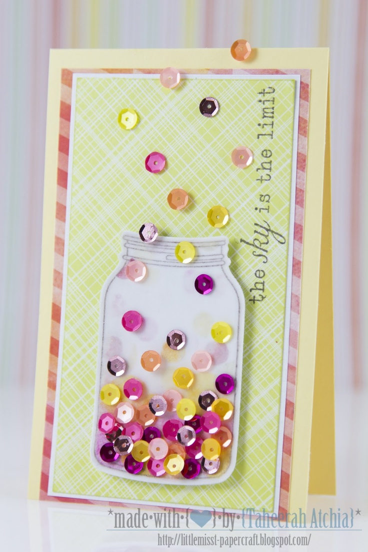 Friendship Card Making Ideas Part - 47: *Fill Your Paper With The Breathings Of Your {Heart}*: Papertrey Ink March  2013 Would Be Cute With Buttons. Find This Pin And More On Friendship Cards  ...