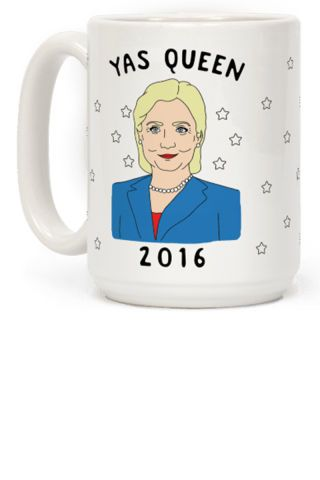 Shop The Best Hillary Clinton 2016 Campaign Gear