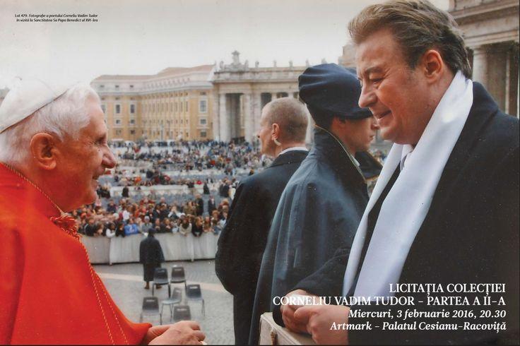 Catalog Artmark Licitatia Colectiei Corneliu Vadim Tudor II!Istoria Transilvaniei de Martin Felmer; Dacia, izvor de arheologie si de istorie antica.