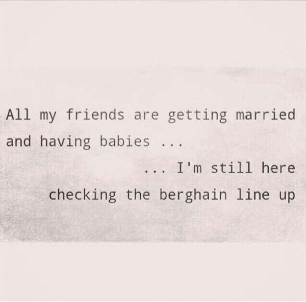 Berghain Berlin Line Up