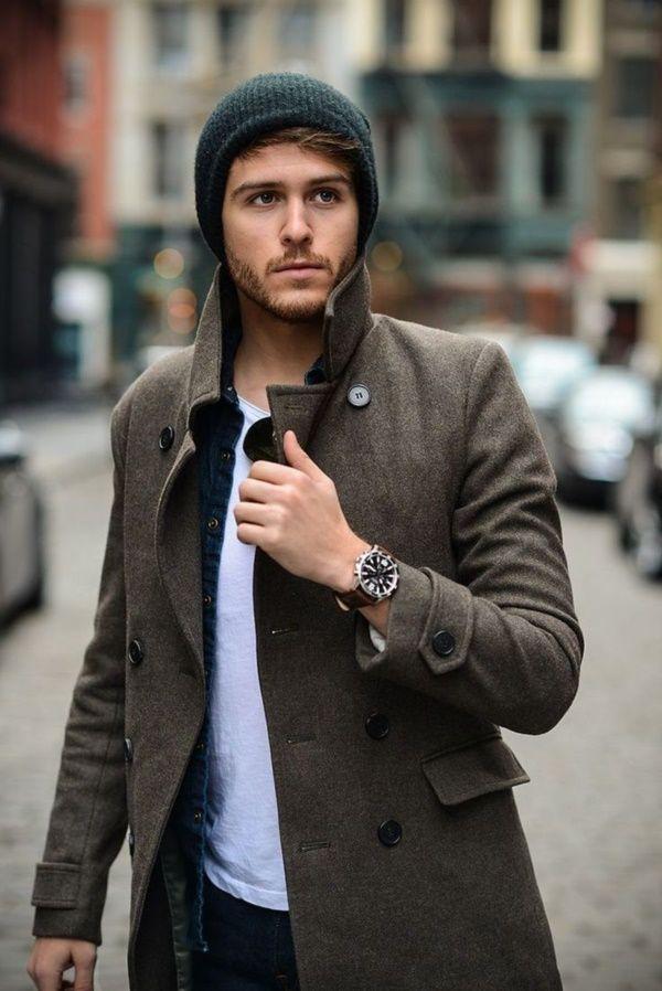 36 Coole Winter Outfit Ideen für Männer | Mode-Ideen 2016