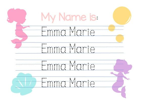 Name Tracing: 78+ Ideas About Name Tracing Worksheets On Pinterest
