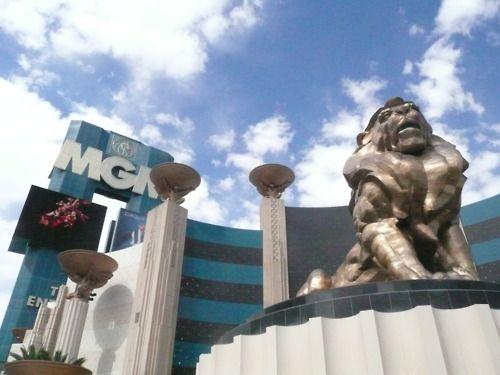MGM Hotel, Las Vegas