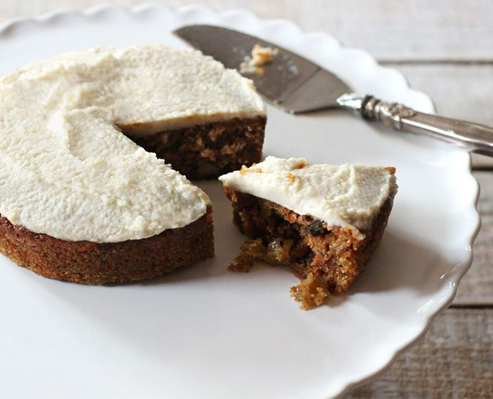 The gluten-free #carrotcake recipe you've been waiting for... #glutenfree #purelyelizabeth #organic