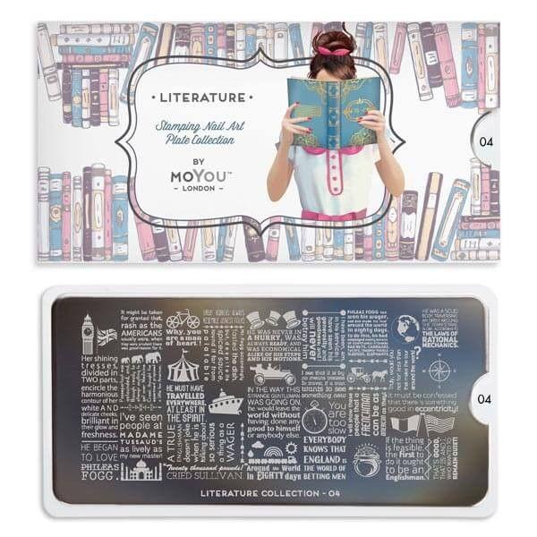 Literature 04 | MoYou London