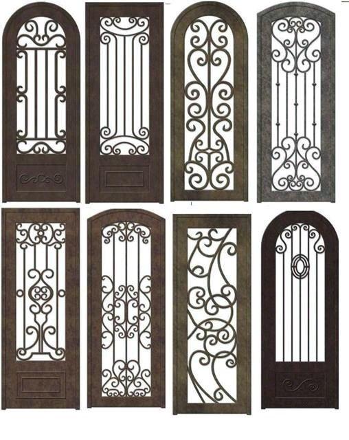 Diseños puerta