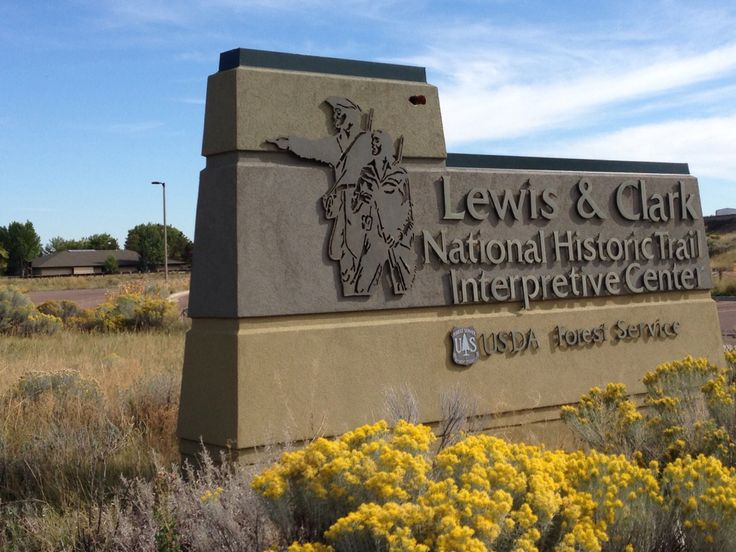 Lewis & Clark National Historic Trail Interpretative Center in Great Falls, Montana