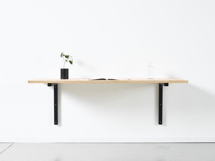Superb Wall Mounted Table. The Wall Mounted Table Is A Simple And Strong  Workstation Or Part 2