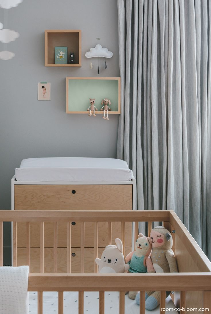 385 best neutral nursery images on pinterest child room for Baby twin bedroom ideas