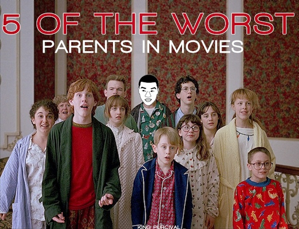 Home Alone - 5 of The Worst Parents in Movies - King Purcival