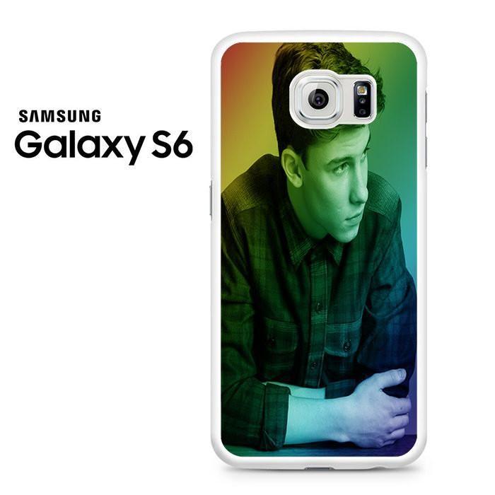 Shawn Mendes Color Samsung Galaxy S6 Case