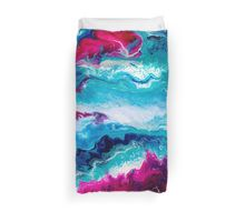 Wow! Duvet Cover with art by Stacey Haseldine