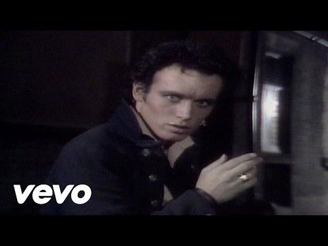 Adam Ant - Desperate But Not Serious - Anyone else think he was so hot back then?