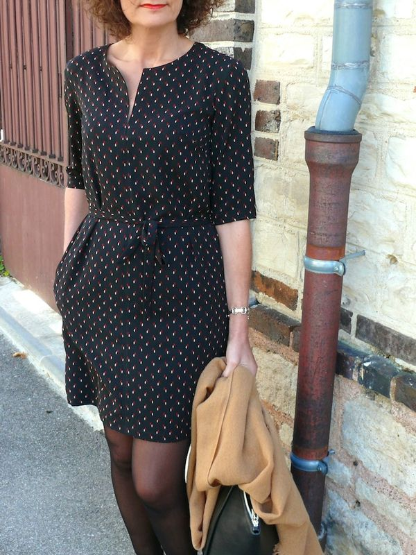 Robe Kurta de C'est moi le patron  (Coralie Bijasson)