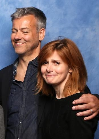 Rupert Graves and Louise Brealey