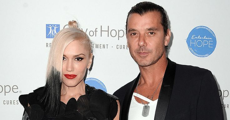 Gwen Stefani and Gavin Rossdale Divorce | POPSUGAR Celebrity