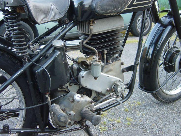 EMC 350 Mark I London Motorcycle Museum