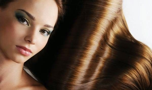 how to have shiny hair