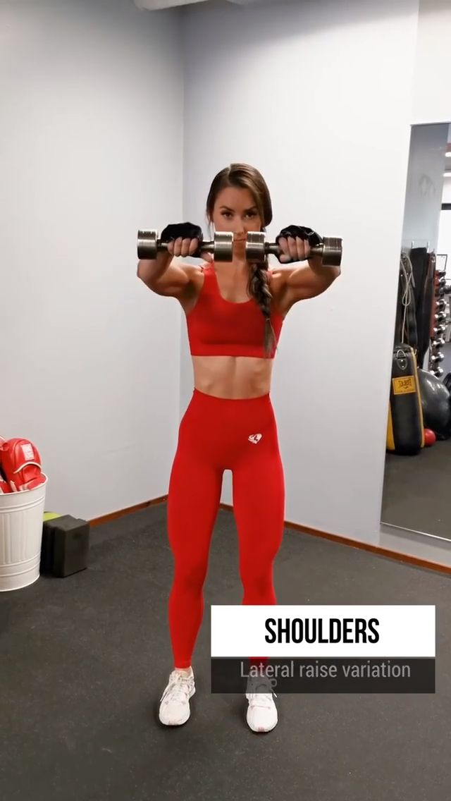 🔥upper body workout!