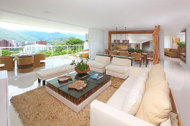 Sala Comedor - Constructora Jaramillo Mora - Cali - Colombia