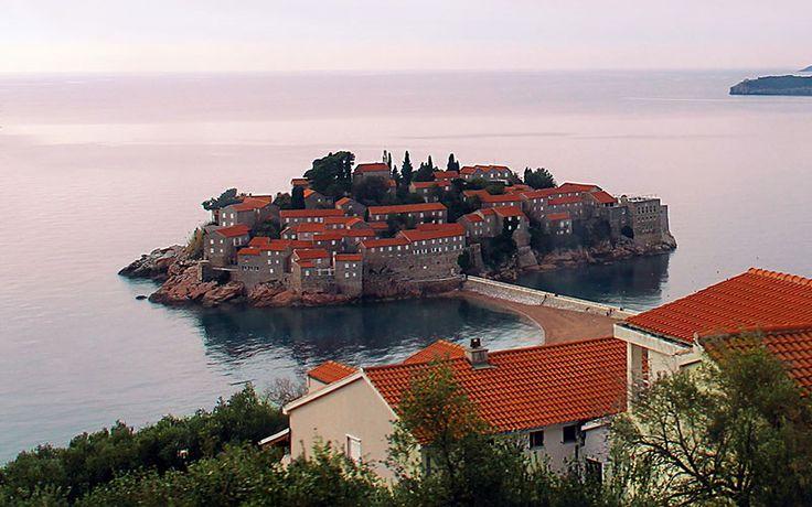 Sveti Stefan Adası, Karadağ