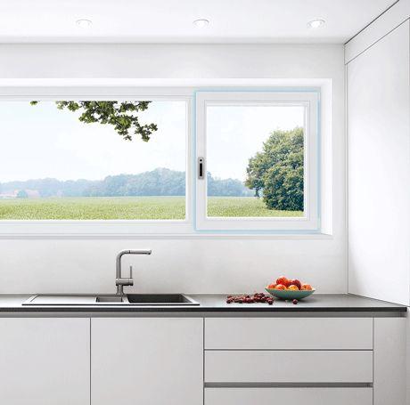 25+ parasta ideaa pinterestissä: neue fenster | Öffne,neue häuser ... - Fenster In Der Küche