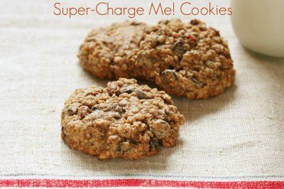 Super-Charge Me Cookies by Plant-Powered Kitchen