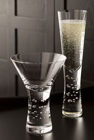 Verve Martini U0026 Champagne Glasses. Love These! Got Them Engraved Eu0026J And  Our Date