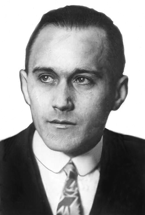 † Kalman Tihanyi (April 28, 1897 - February 26, 1947) Hungarian electro technicion and inventor.
