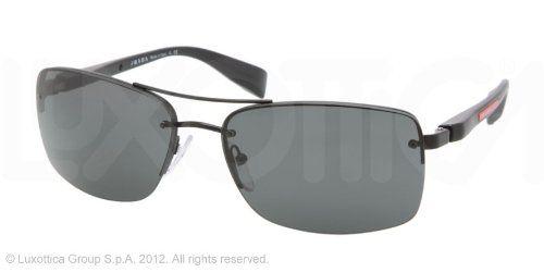 Prada Sunglasses SPS 50N BLACK 1B0-1A1 SPS50N « Xquisite Beauty