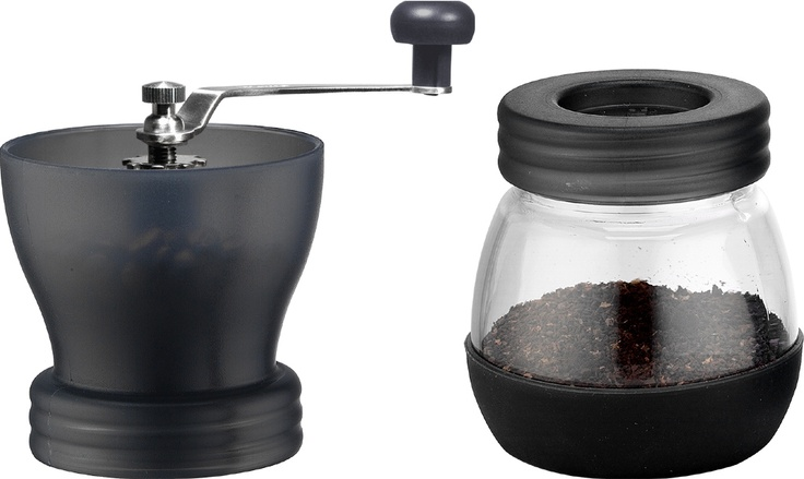 @Espresso Machine Company - Tiamo Manual Ceramic Burr Coffee Grinder Black, $59.99 (http://www.espresso.co.nz/coffee-brewing-equipment/hand-coffee-grinders/tiamo-manual-ceramic-burr-coffee-grinder-black/)