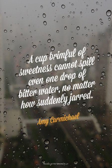 sweet words of wisdom