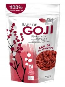 Illustration Baie de Goji BIO
