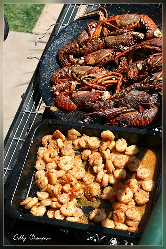 Crayfish Braai And Winewizardcoza Wine South African FoodSouth RecipesCampfire RecipesLobster RecipesSeafoodWedding