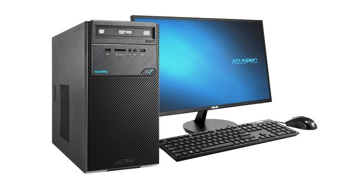 Asus luncurkan Seri D320MT, desktop PC canggih hemat energi
