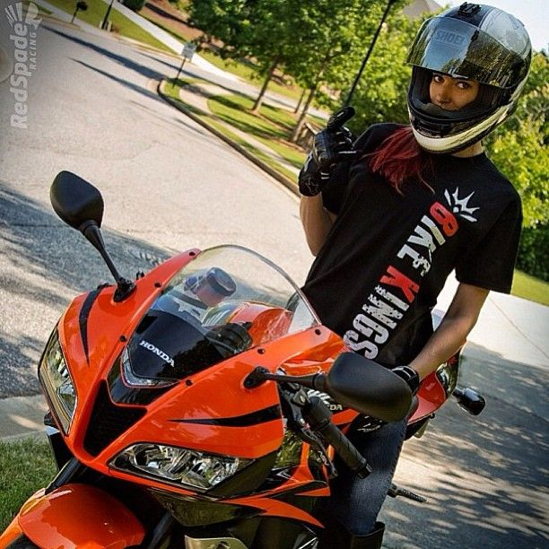 Anna Rigby - RedSpade Racing   Sportbike Girls   Motorbike ...   612 x 612 jpeg 91kB