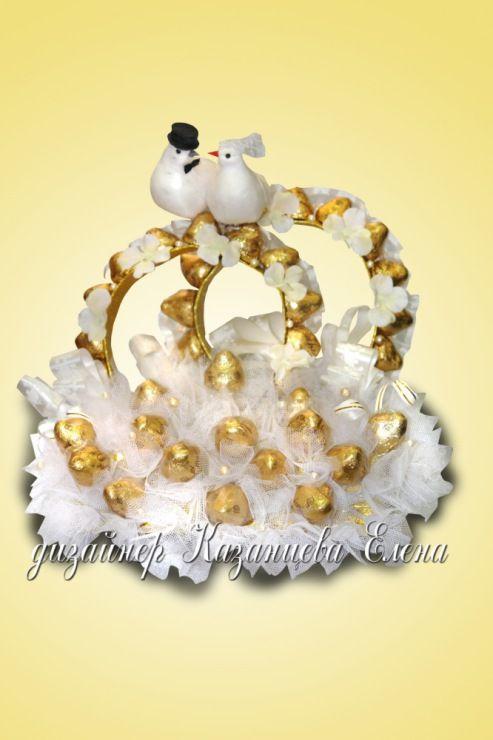 Gallery.ru / Фото #11 - свадебные композиции с конфетами - kazantceva