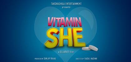 Vitamin She Gujarati Movie Release Date 2016 - Directed by Faishal Hasmi http://www.nrigujarati.co.in/Topic/4391/1/vitamin-she-gujarati-movie-release-date-2016-directed-by-faishal-hasmi.html