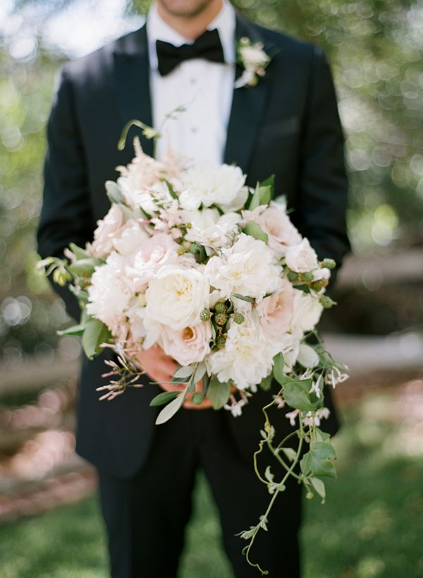 Garden Rose And Peony Bouquet 2067 best blooms & bouquets images on pinterest | flowers, bridal