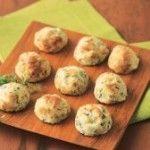 Idaho® Potato Spinach Balls