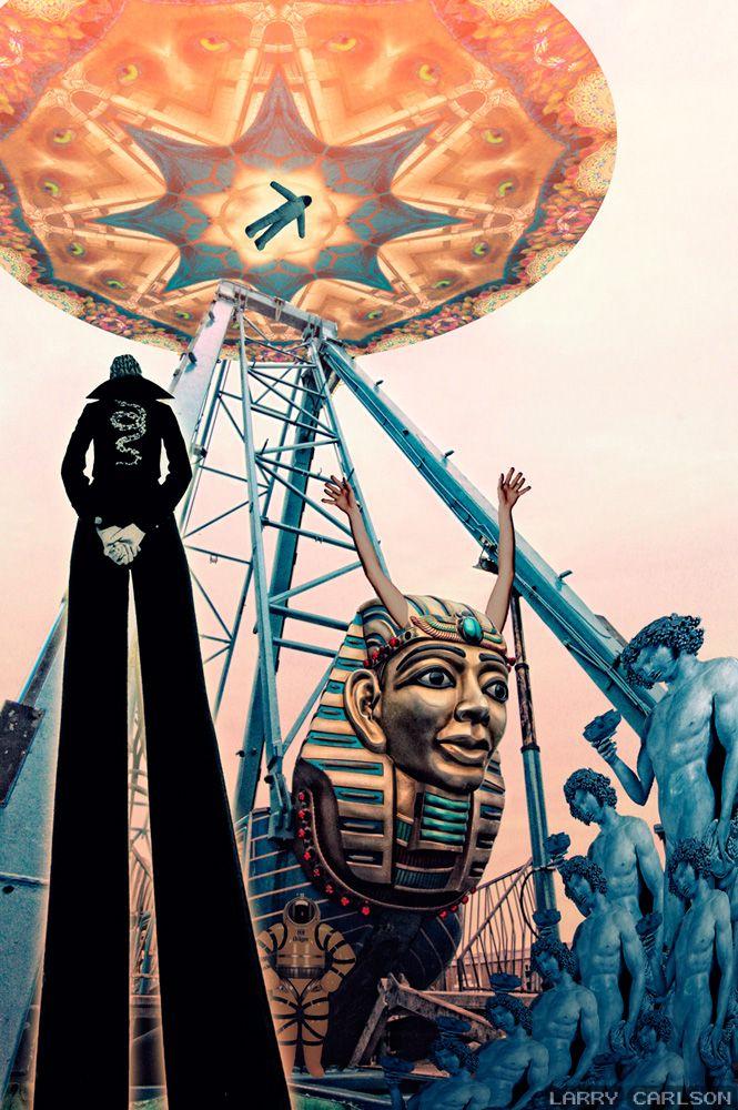 """The Pharaoh Wheel Experiment"" Larry Carlson"