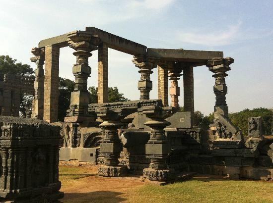 Warangal Fort Thoranam Photos, Symbol of Kakatiya Dynasty Rule and Culture