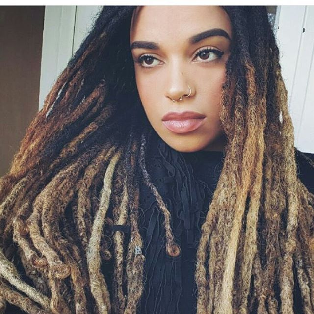 @artisticsoul1 #iamlocd #locs #locqueen #teamlocs #melanin #BlackGirlMagic #teamnaturalhair #naturalista #teamnatural #locjourney #LocStyles